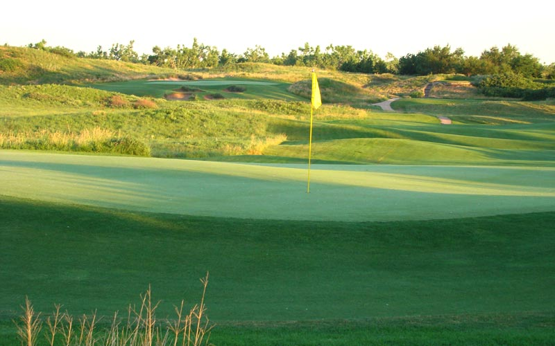 prairie dunes country club  u2013 any course on earth